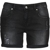 Moony Mood  ONANA  women's Shorts in Black