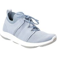 Hush-puppies-World-Womens-Casual-Trainers-womens-Shoes-Trainers-in-Blue