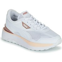 Puma  CRUISE RIDER  women's Shoes (Trainers) in White