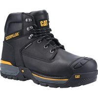 Caterpillar-P72465107-Excavator-mens-Mid-Boots-in-Black