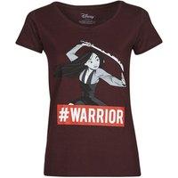 Yurban  OHKAV  women's T shirt in Bordeaux