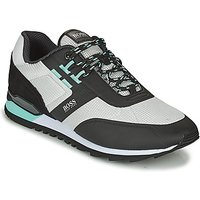 BOSS  Parkour_Runn_me  men's Shoes (Trainers) in White