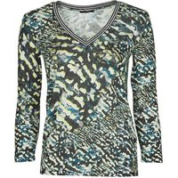 One Step  FT10071  women's Blouse in Green
