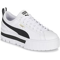 Puma  MAYZE  women's Shoes (Trainers) in White