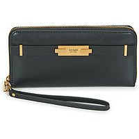 Guess  BEA SLG LARGE ZIP AROUND  womens Purse wallet in Black