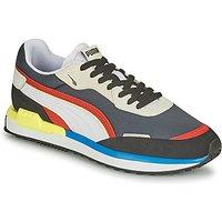 Puma  CITY RIDER  men's Shoes (Trainers) in Multicolour