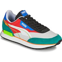 Puma  FUTURE RIDER TWOFOLD  men's Shoes (Trainers) in Multicolour