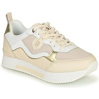 Tommy Hilfiger  MATERIAL MIX ACTIVE CITY SNEAKER  women's Shoes (Trainers) in Beige
