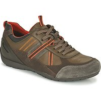 Geox  RAVEX  men's Shoes (Trainers) in Brown