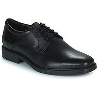 Geox  BRANDOLF  men's Casual Shoes in Black