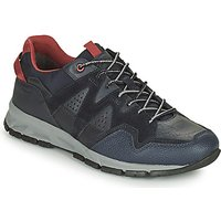 Geox  DELRAY  men's Shoes (Trainers) in Blue