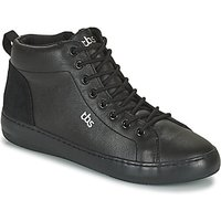 TBS  TORNADE  women's Shoes (High-top Trainers) in Black