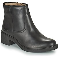 Kickers-OXYBOOT-womens-Low-Ankle-Boots-in-Black