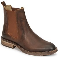 Kickers-ALPHASEA-womens-Mid-Boots-in-Brown