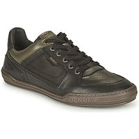 Kickers-JUNGLE-mens-Shoes-Trainers-in-Black