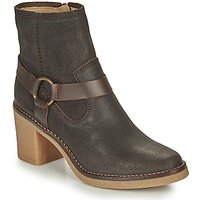Kickers-AVECOOL-womens-High-Boots-in-Brown