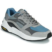 Skechers  GLOBAL JOGGER  men's Shoes (Trainers) in Grey