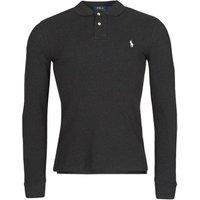 Polo Ralph Lauren  MOLINA  men's Polo shirt in Black