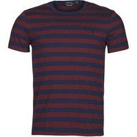 Polo Ralph Lauren  POLINE  men's T shirt in Multicolour