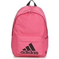adidas  CLSC BOS BP  women's Backpack in Pink