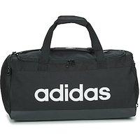 adidas  LINEAR DUFFEL M  womens Sports bag in Black