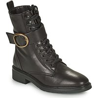 Unisa-EDECAN-womens-Mid-Boots-in-Black