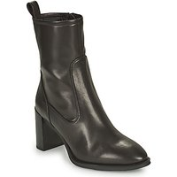 Unisa-UNTIL-womens-Low-Ankle-Boots-in-Black