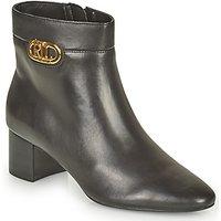 Lauren Ralph Lauren  WYNNIE  women's Low Ankle Boots in Black