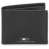 Tommy Hilfiger  BUSINESS EXTRA CC AND COIN  men's Purse wallet in Black