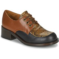 Chie Mihara  TUDU  womens Loafers / Casual Shoes in Brown