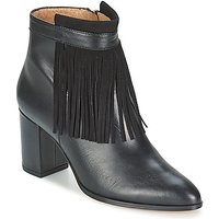 Fericelli  JOVELIO  women's Low Ankle Boots in Black