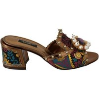 D G  -  womens Court Shoes in multicolour