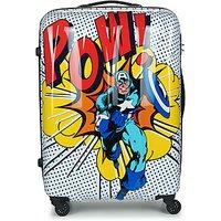 American Tourister  MARVEL LEGENDS POP ART 77 CM  mens Hard Suitcase in Multicolour