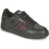 adidas  CONTINENTAL 80 STRI  men's Shoes (Trainers) in Black
