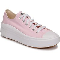 Converse  CHUCK TAYLOR ALL STAR MOVE SEASONAL COLOR OX  women's Shoes (Trainers) in Pink