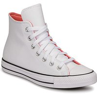 Converse  CHUCK TAYLOR ALL STAR HYBRID SHINE HI  women's Shoes (High-top Trainers) in White