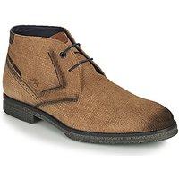 Fluchos  GAMMA  men's Mid Boots in Brown