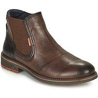 Fluchos  TERRY  men's Mid Boots in Brown