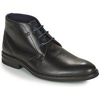 Fluchos  OLIMPO  men's Mid Boots in Black
