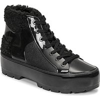 Melissa-MELISSA-FLUFFY-SNEAKER-AD-womens-Mid-Boots-in-Black
