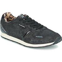 Diesel  METAL  women's Shoes (Trainers) in Black