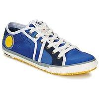 Diesel  Basket Diesel  men's Shoes (Trainers) in Blue