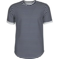 Yurban  ORICO  men's T shirt in Blue