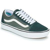 Vans  COMFYCUSH OLD SKOOL  men's Shoes (Trainers) in Green
