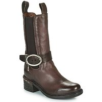 Airstep / A.S.98  NOVASUPER CHELS  women's Low Ankle Boots in Brown