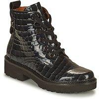 Mam'Zelle  RANGI  women's Mid Boots in Black