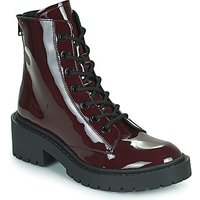 Kenzo  PIKE LACE-UP BOOT  womens Low Ankle Boots in Bordeaux
