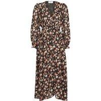 Betty London  PILOMENE  women's Long Dress in Black