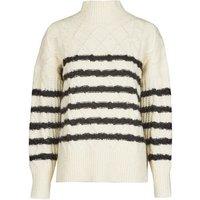 Betty London  PARADE  women's Sweater in Beige
