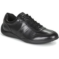 Clarks  Konrad Lace  men's Casual Shoes in Black